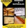 Maderas en Bariloche, tel  02944  - 464100