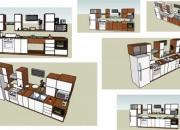 Muebles para la cocina, con disenos unicos!!!
