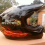 Vendo Vendo Casco MotoCross LIBERTY MX PRO PROTORK