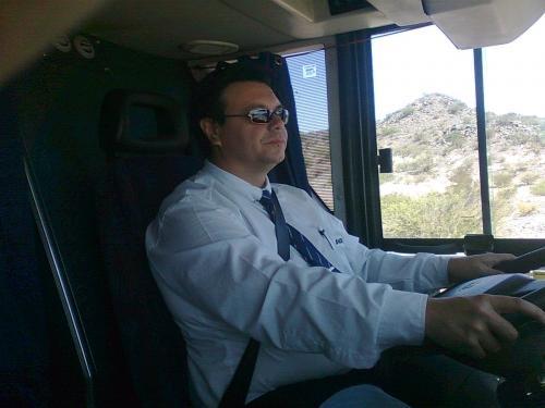 Chofer larga distancia camiones - omnibus
