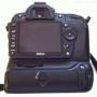 Médico vende cámara reflex digital Nikon D90