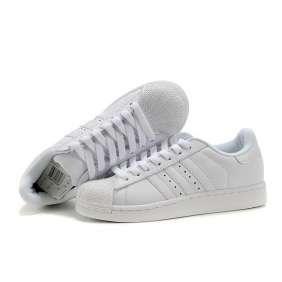Adidas clasico azul con blanco semi-nuevo