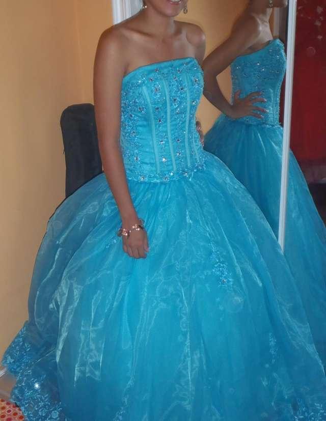 vestidos de novia y quincianiera pukis