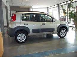 Fiat uno way 2012 evo flex remato!!!