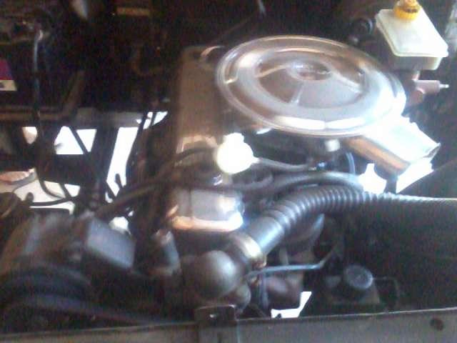 Motor chevrolet 4100c.c. caja 4ta. precio conversable