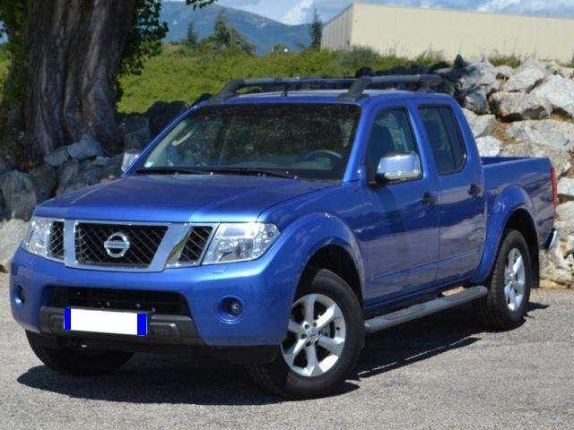 Nissan navara 2.5 dci 171 doble cabina año: 2007 en 6000$