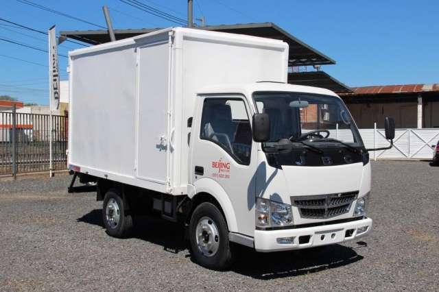 Precio promocional!! camion furgón jbc effa 2,5 tn. 0km ahorras usd 2000!