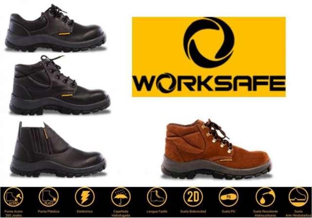 Calzado de seguridad worksafe
