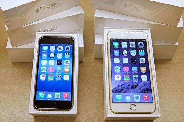 Nuevo teléfono móvil de apple iphone 6, iphone 5, s5 galaxy, nokia lumia 1520