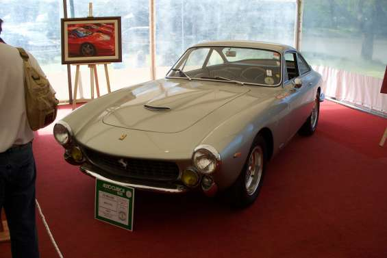Ferrari  250  gran lusso  1963