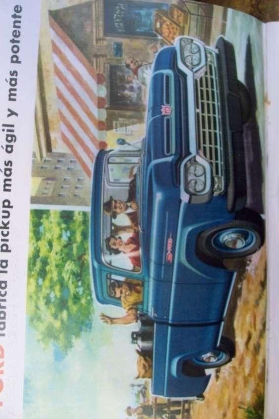 Manual despiece ford f-100  despiece 1960