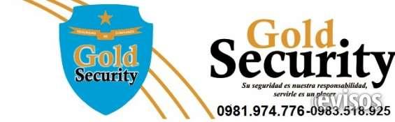Gold security s.a. servicio seguridad
