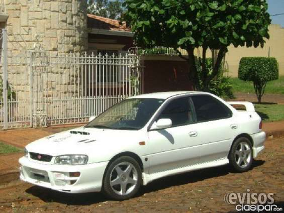 Subaru impreza 2.0 wrx sti 1999