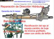 Direcciones hidráulicas y bombas de aceite