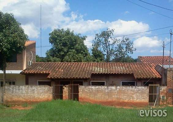 Oferta!!! vendo casa en san lorenzo