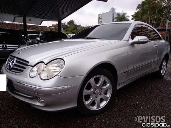 Mercedes benz clk270 cdi sport año 2004