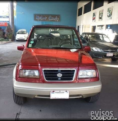 Suzuki vitara descapotable 4x4 año 1.998