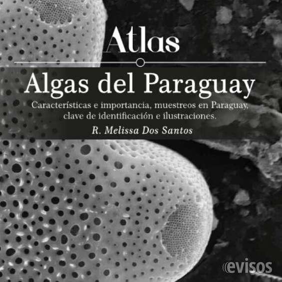 Libro atlas algas del paraguay