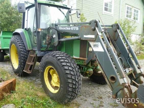 Venta de tractor john deere 6510