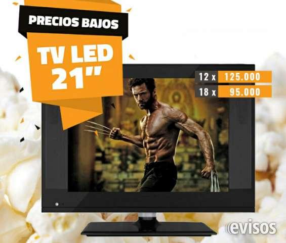"Tv led 21"" (aproveche!!!)"