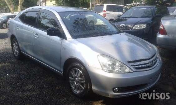 Toyota allion 2006 recien importados