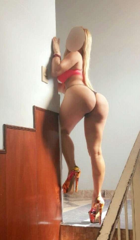 Soy ivanna rubia y bien culona te ofrezco el mejor sexo y el mejor trato de novios