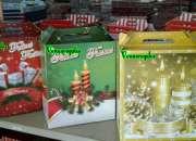 Cajas navideñas para obsequios