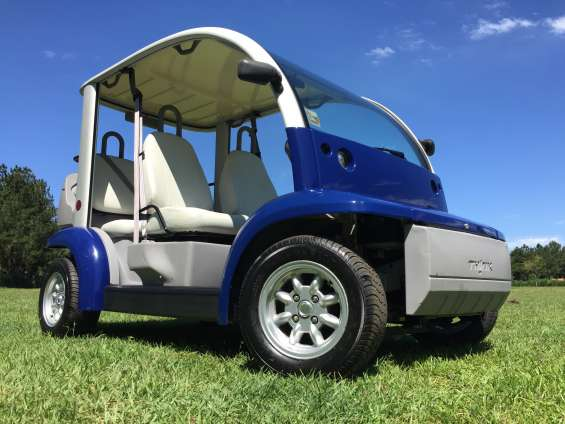 Ford think neighbor electricos golf car