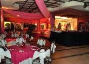 Local y servicios para eventos