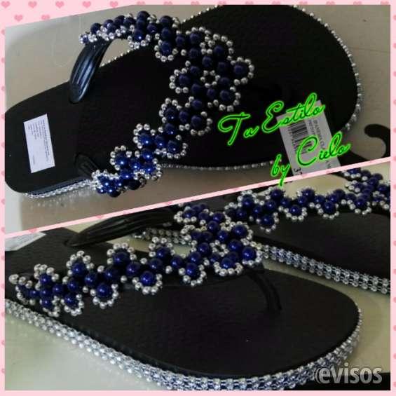 Curso de zapatillas bordadas con perlas