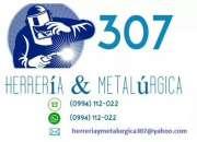 Herrería y metalurgica 307