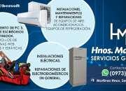 Servicios técnicos generales personalizados