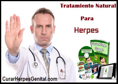 Tratamiento alternativo para eliminar el herpes