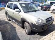 Hyundai tucson 2006 crdi