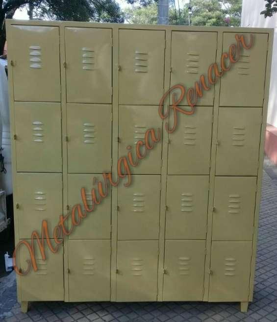 Lockers metálicos ...!!!!!!! precios i-ni-gua-la-bles...!!