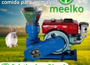 Meelko Peletizadoras balanceados MKFD200A