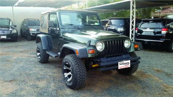 Jeep wrangler importado