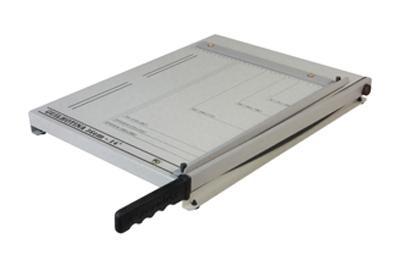 Guillotina para papel - base de acero - ideal para uso comercial y de oficina