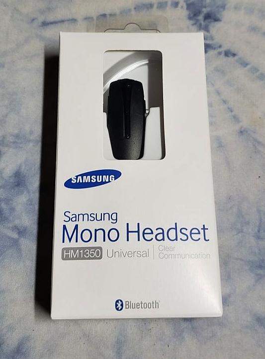 Vendo auricular samsung manos libres nuevo en caja