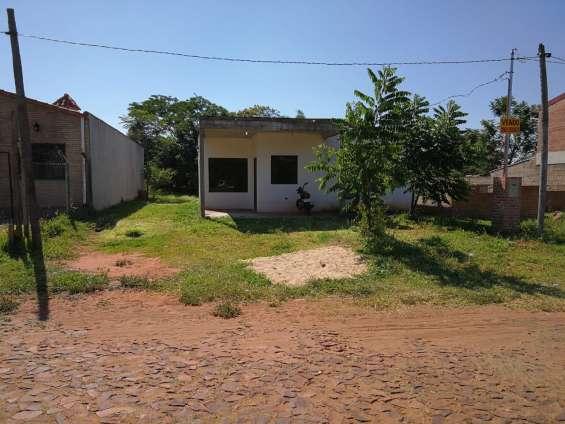 Fotos de Vendo casa a terminar en ñemby 1