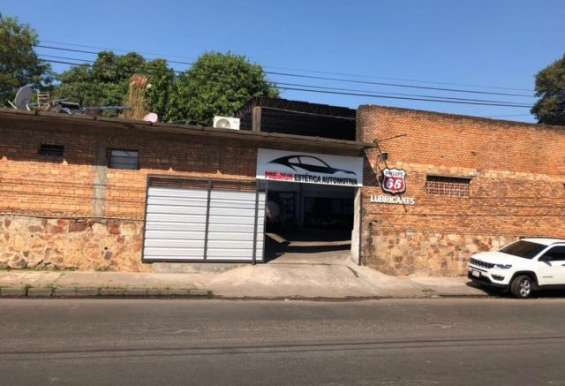 Alquilo tinglado zona residencial asuncion mburucuya 0992888649