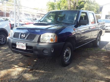 Nissan frontier año 2009