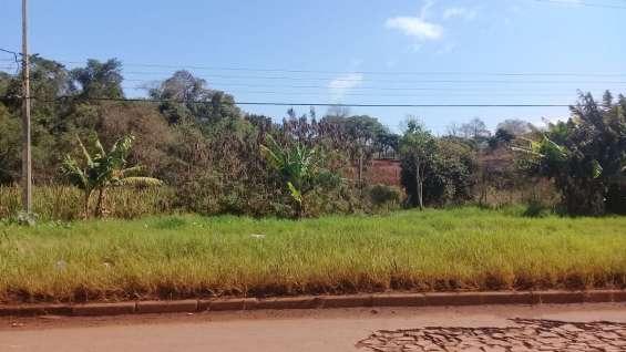 Vendo terreno en km 7 - ciudad nueva - ciudad del este - cde