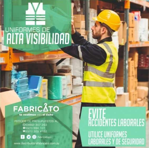Ropa de trabajo uniformes industriales