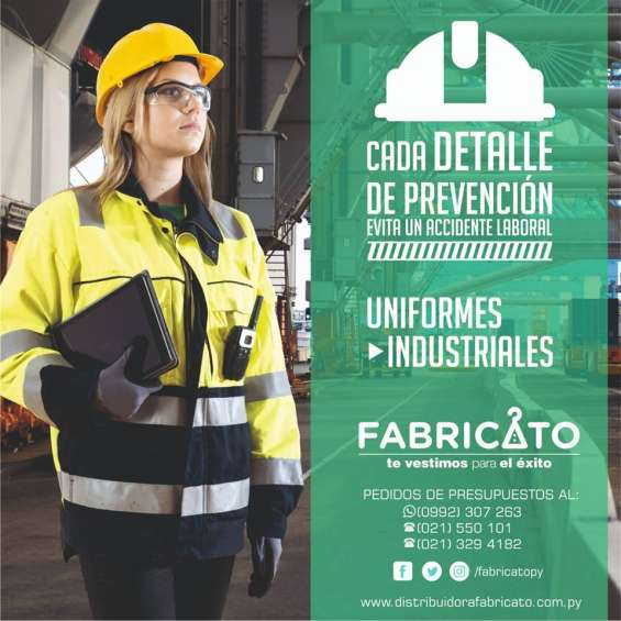 Alta visibilidad uniformes empresariales