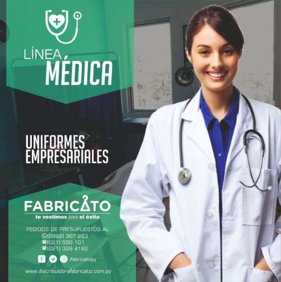 Uniformes medicos uniformes empresariales