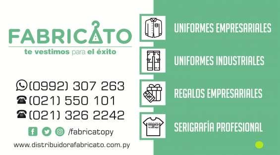 Confecciòn de uniformes empresariales de calidad sobre pedidos