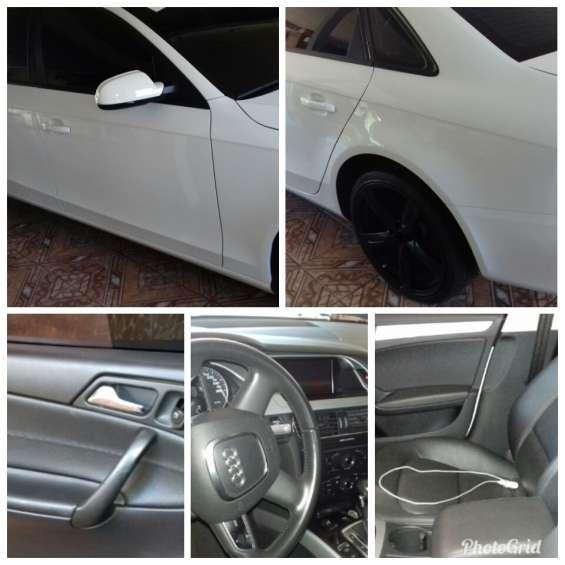 Audi a4 año 2012 con 38.000km de uso