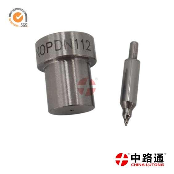 Diesel pump nozzle 105007-1120 diesel fuel injector nozzles for isuzu