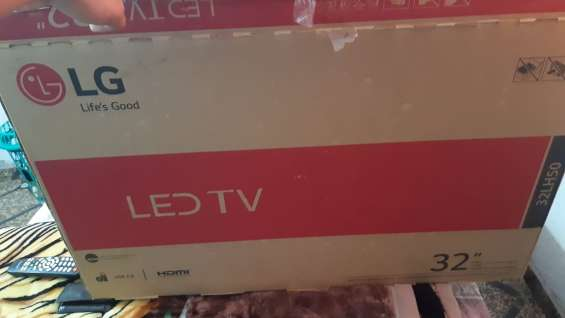 Vendo televisor 32 pulgada lg